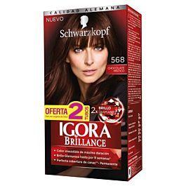 IGORA BRILLANCE D/TUBO568 50ML